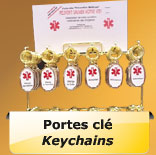Keychains / Porte Cles