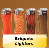 Lighters / Briquets