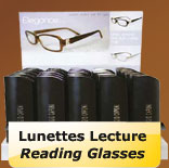 Reading Glasses / Lunettes de lecture